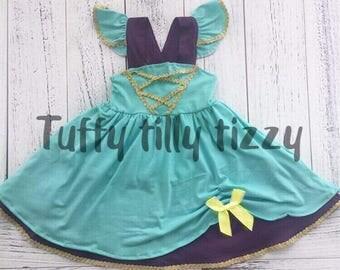 Jasmine Play Dress