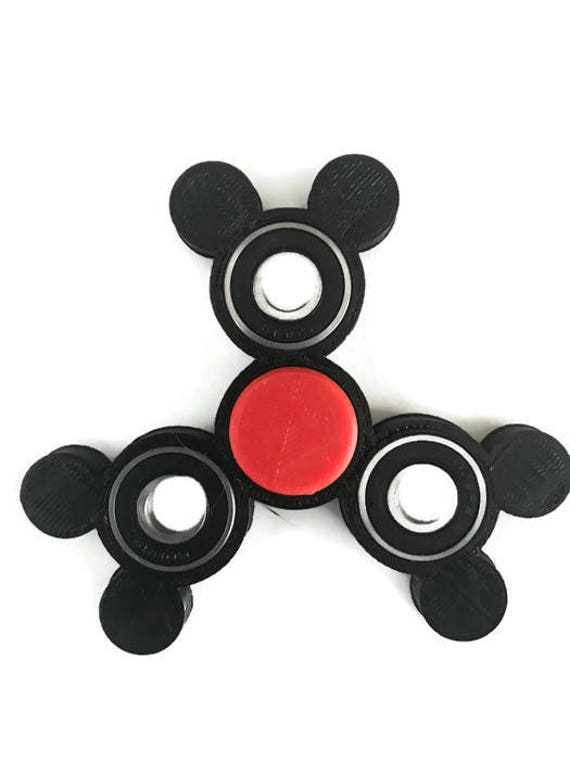 Mickey Mouse Fidget Spinner EDC ADD ADHD