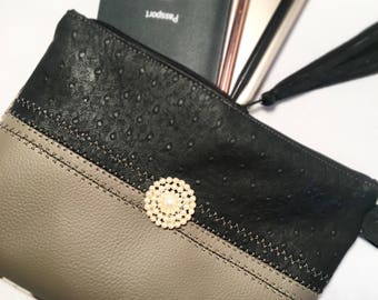 Somerset Traveller Clutch