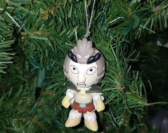 Rick and Morty Christmas Ornament Birdperson