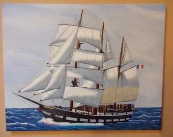 Sailing Clipper