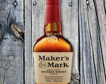 Maker's Mark Print