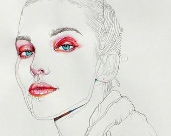 Red Eye Sasha