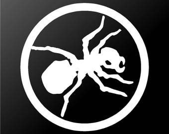 The Prodigy Ant Logo Decal Car Window Laptop Techno Sticker
