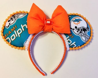 Miami Dolphins ears
