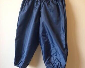 Wet or mud play waterproof pants