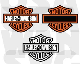 harley davidson SVG Files, harley davidson  SVG Cut File, harley davidson Monogram File for Cricut Die Cut Machine Files Instant Download