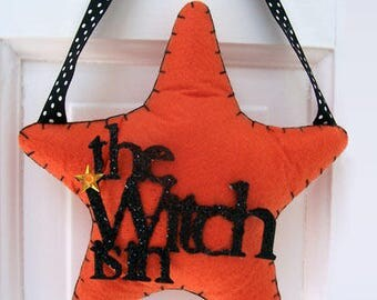 Halloween Star-The Witch Is In
