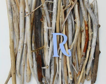 """Natural Freshwater Driftwood - 40 pieces 14""""-20"""" long - Lot R"""