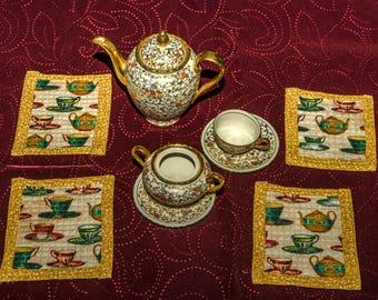 Tea Cup or Tea Mug Mats
