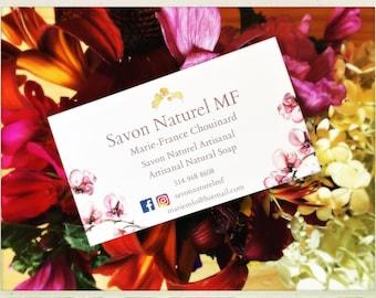 All Natural Soap/ Savon Naturel