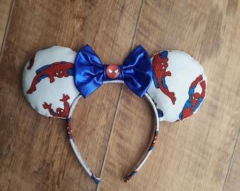Spiderman Ears