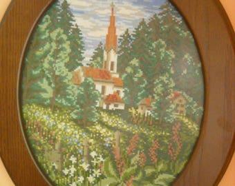 Handmade gobelin