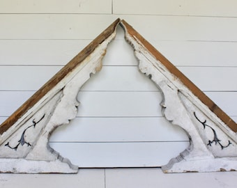 architectural salvage 1850's Corbels