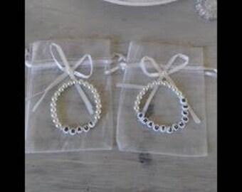Beautiful bracelets to the wedding