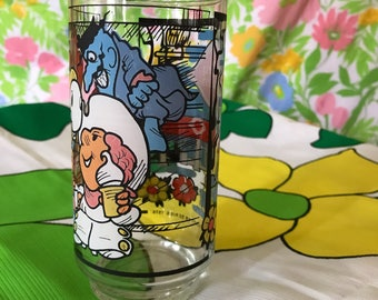 Rare! Vintage Dairy Queen Collector Series Drinking Glass - 1976