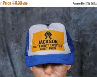 Summer Sale Jackson City & County Employees Credit Union Ball Cap