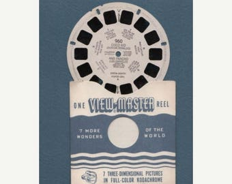 View Master 960 Cisco Kid And Pancho 1950