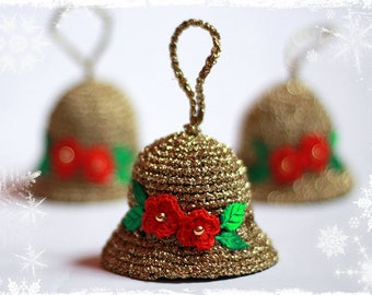 CHRISTMAS BELL / christmas decorations