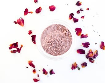Clay Mask, Face Mask, Rose Clay, Detox Mask, Anti Aging, Kaolin Clay, Acne Mask