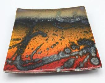 Empty pockets or make rest in ceramic modern design