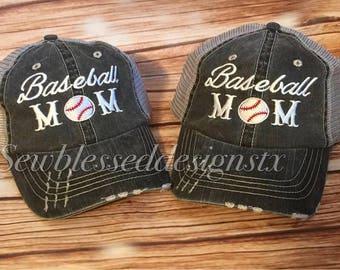 Baseball Mom* Distressed Hat* Mom Life is the Best* Mom Life* Basketball mom* Softball mom* Baseball coach* Mom life* Boy Mom