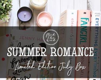 LIMITED EDITION July Box - Summer Romance
