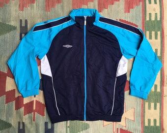 90s UMBRO Track Jacket