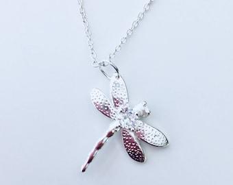Lucky Mayfly Necklace