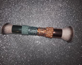 Stippling & Contour Duo Brush