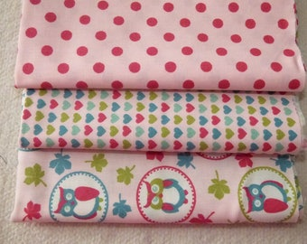 set of patchwork coupons