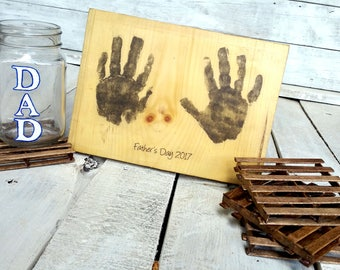 Custom Gift Baskets - Gift Basket - Personalized Gift Basket - Custom Wood Photo - Custom Glass Cup - Pallet Coasters - Wood Gifts