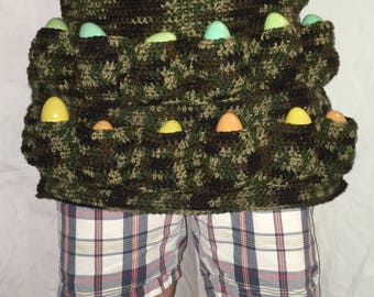 Crochet Egg Apron: The Mini