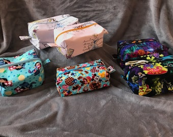 Disney themed make-up bags.