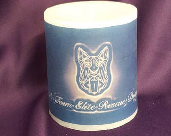 A-Team Elite Dog Rescue Candles