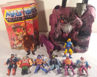 1980s Masters Of The Universe Lot: He-Man