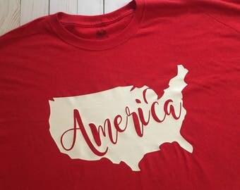 America Outline