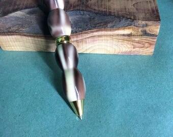 Hand made pen