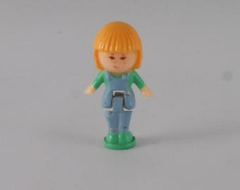 1989 - Polly Pocket - Midge's Play school - Doll only
