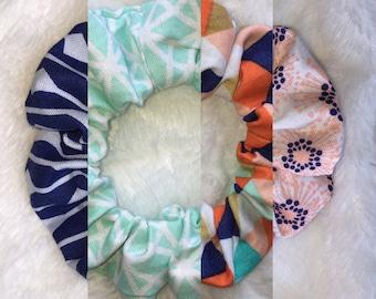 Handmade Scrunchies (4 options)