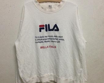 Vintage 90's Fila Golf Sweatshirts