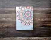 Travelers Notebook Insert with Mandala - Midori Insert - Mandala Notebook - TN Insert - Planning Insert - Bullet Journal - Various Size