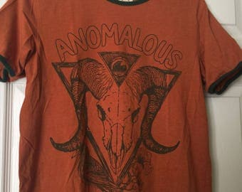 Anomalous tshirt