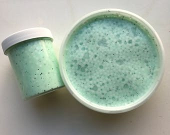 SCENTED mint chip floam (mint chocolate scent)