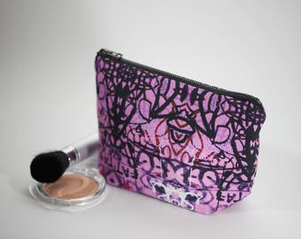Cosmetic Bag Street Art