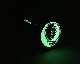 Grateful Dead Steal - Glow In The Dark