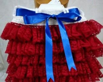 2t Ruffle skirt