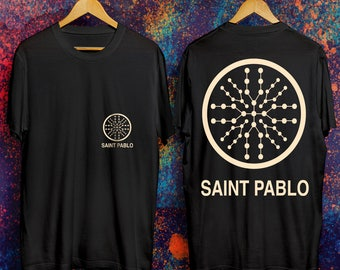 Saint Pablo T-shirt Saint Pablo Tour Merch TLOP Calabasas Shirt Kanye West Yeezy Shirt Saint Pablo Tour Merch Yeezus Tour
