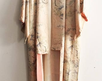 Vintage original Japanise kimono