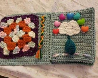 Crochet Quiet Book